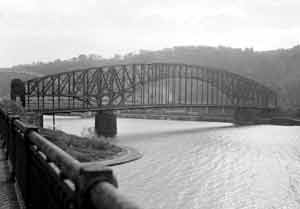 Point Bridge Two – April 1970
